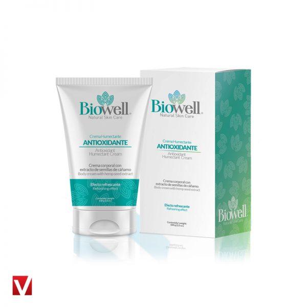 Biowell crema corporal relajante-en-vitalmente-magazine-caja