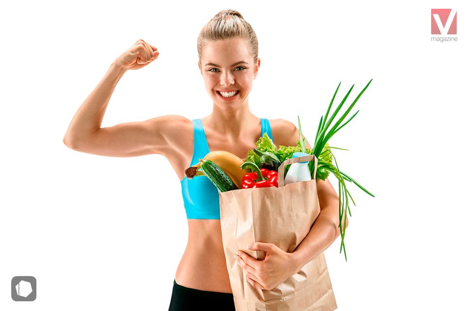 Alimentos que combaten la fatiga.