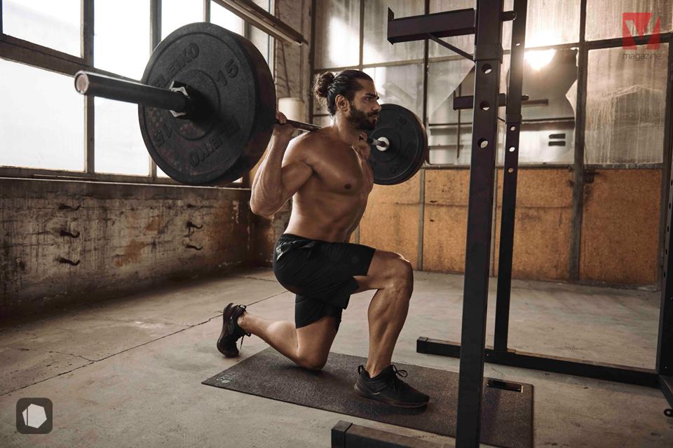 Un atleta integral y 3 características en su estilo de vida.