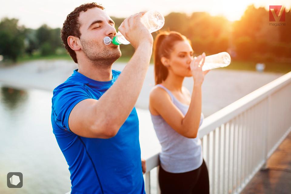 4 reglas básicas de la hidratación.